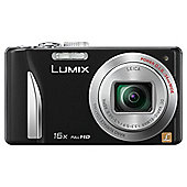 "Panasonic TZ25 Black Digital Camera 3"" LCD, Black"