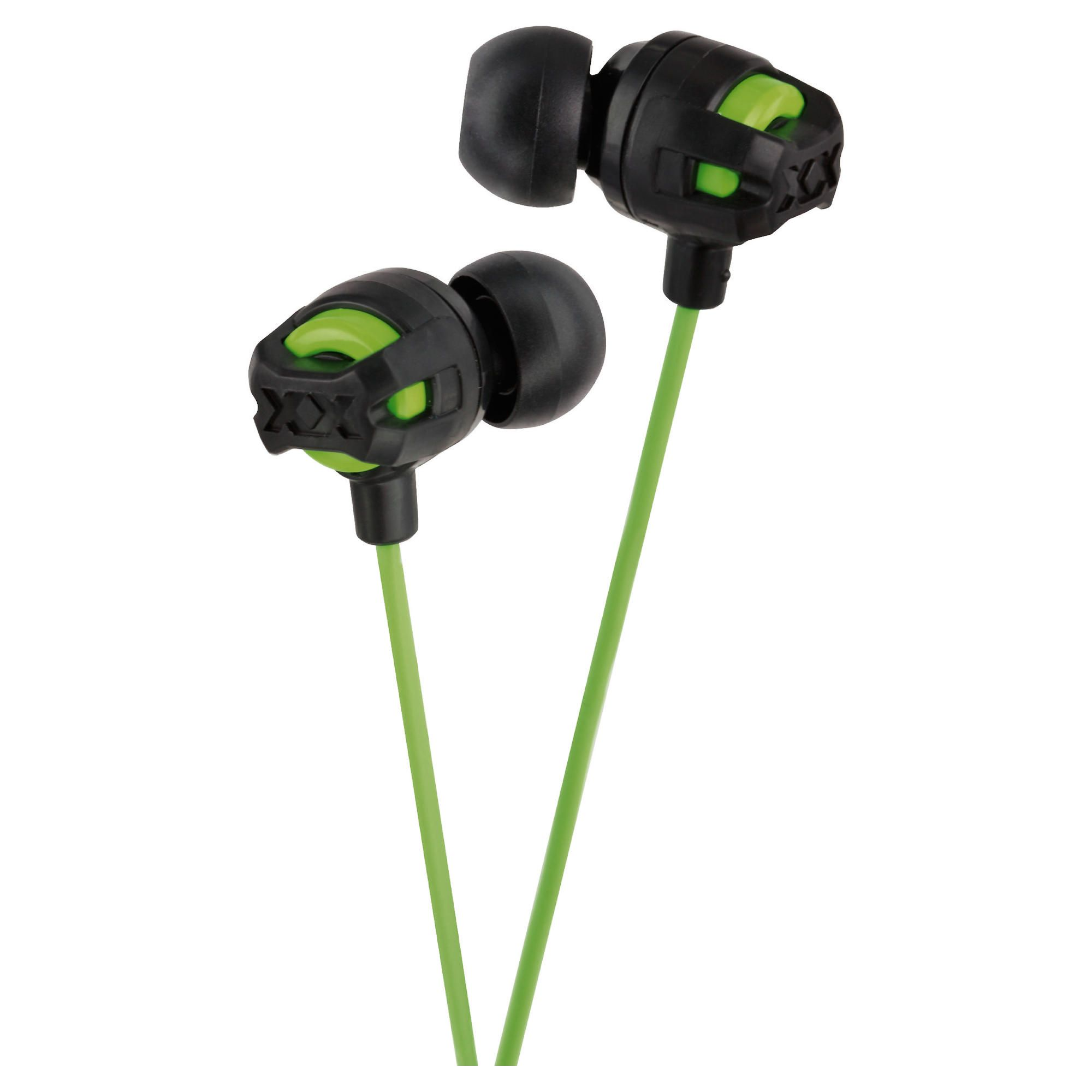 JVC HAFX101/GREEN Xtreme Xplosives In Ear Headphones - Green