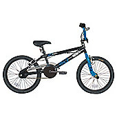 "Xtreme Revenge 20"" BMX Bike (with giro and 2 pegs) designed by Raleigh"