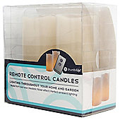 Thumbs Up Remote Control Candle Set