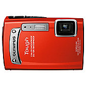 Olympus TG-320 Digital Camera (Red)