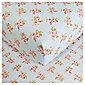 Patch Floral King Size Fitted Sheet