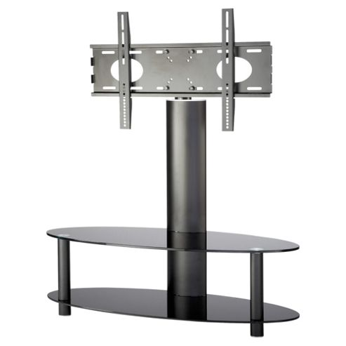 Alphason TV Bracket with 2 Shelf Pedestal for 37 to 50