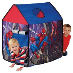 The Amazing Spider-Man Pop-up Play Tent