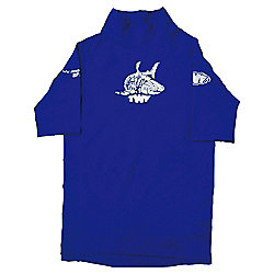 TWF UV Rash Vest Child's L Blue