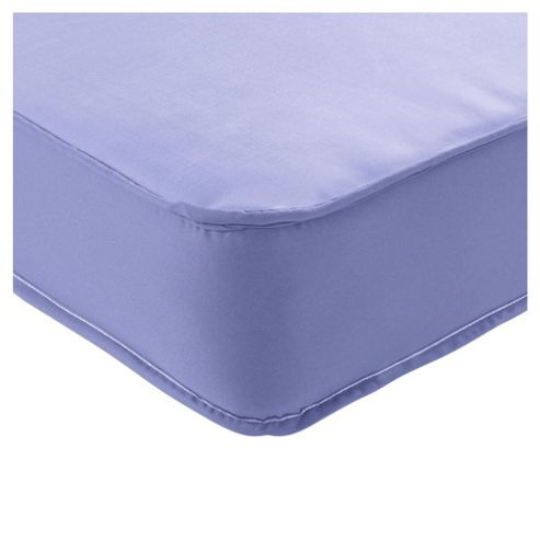 Airsprung Essentials Kids Single Waterproof Mattress Lilac
