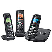 Gigaset A510A Single cordless Telephone - Set of 3