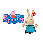 Ty Peppa Pig Mini Soft Toy