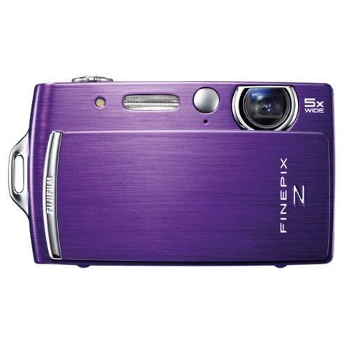 Fujifilm FinePix Z110 Digital Camera Purple 14MP 5x Optical Zoom 2.7