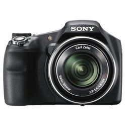 Sony Cyber-shot DSC-HX200V SuperZoom Digital Camera (Black).