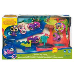 Littlest Pet Shop Slide & Dive Playster