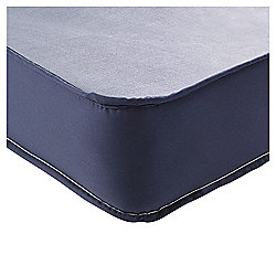 Airsprung Single Mattress, Essentials Kids Waterproof, Navy