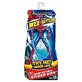 The Amazing Spider-Man Web Battlers Whip Attack Spider-Man Action Figure