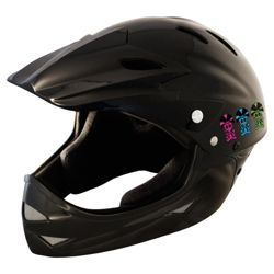 Bone Idle Full Face BMX Helmet