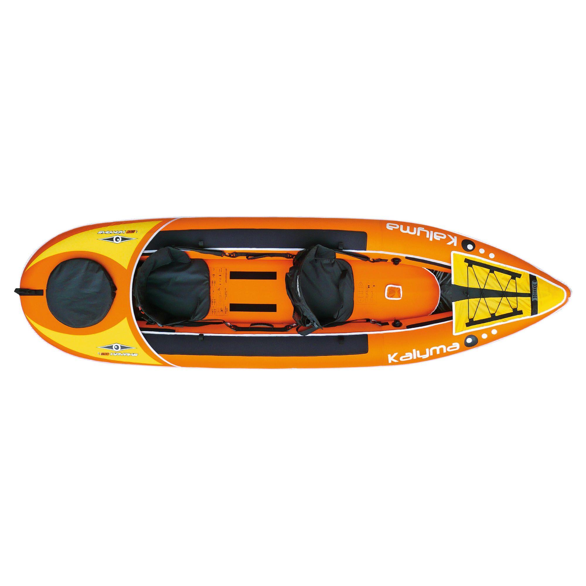 Bic Kalyma 2 Man Inflatable Kayak at Tesco Direct