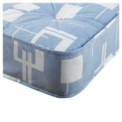 Tesco Tufted Trizone Single Mattress