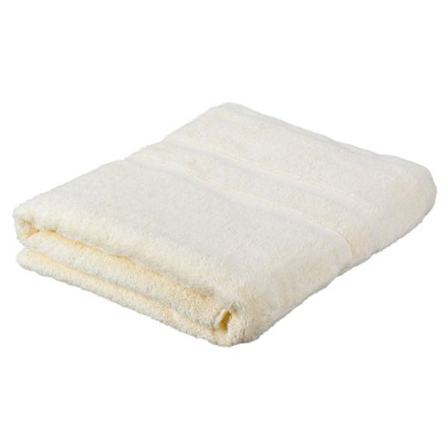 Plain Ivory Bath Sheet