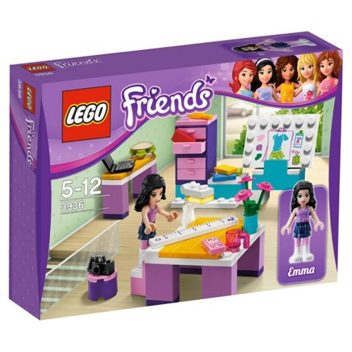 LEGO Friends Emma's Fashion Design Studio 3936