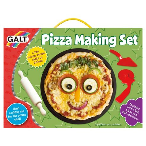 Pizza Making Kit Activity Case