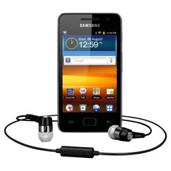 Samsung Galaxy S Wifi 3.6 8GB Android MP3