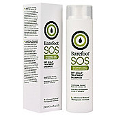 Barefoot SOS Dry Scalp Treatment Shampoo 200ml
