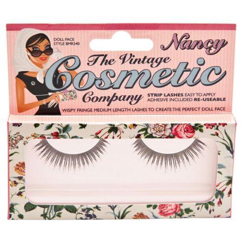 Vintage Cosmetics False Eyelashes Nancy