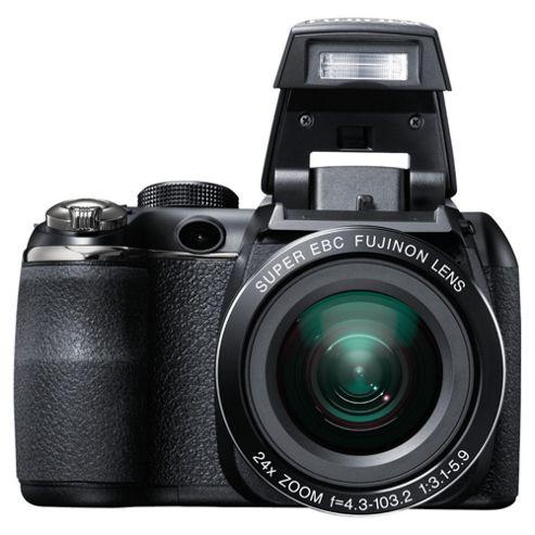 Fujifilm FinePix S4240 Digital Camera - Black