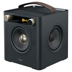 TDK Sound cube, Black