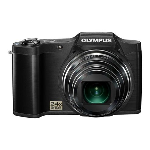 Olympus SZ-14 14 MP 24x Optical Zoom 3.0 inch LCD screen Digital Camer Black