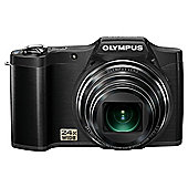 Olympus SZ-14 Digital Camera (Black)