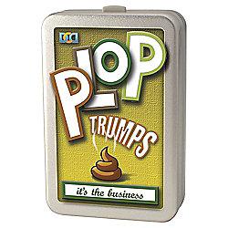 Plop Trumps Cards