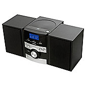 Tesco Value MC211EP Hifi with CD - Black