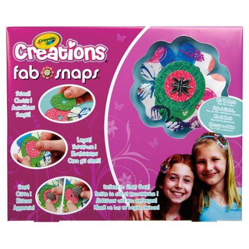 Crayola Creations Fab Snaps