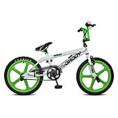"Rooster Big Daddy 20"" BMX with Skyway Mag Wheels"