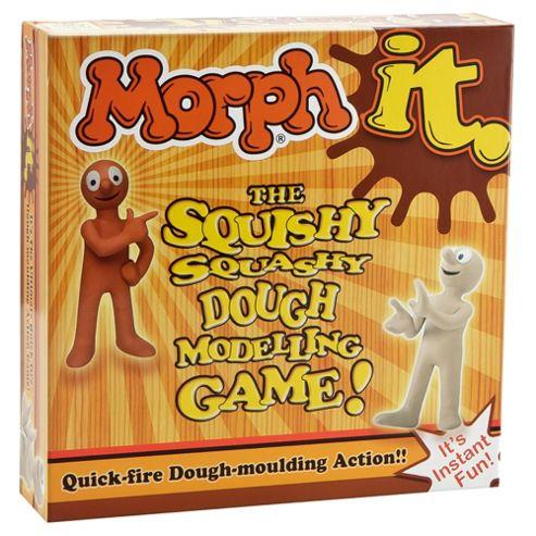 Morph It Dough Modelling Game