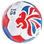 London 2012 Olympics Team GB Stitched Mini Balls
