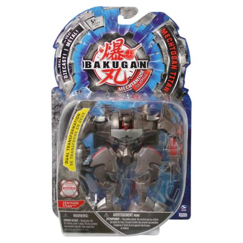 Bakugan Mechtogan Titan