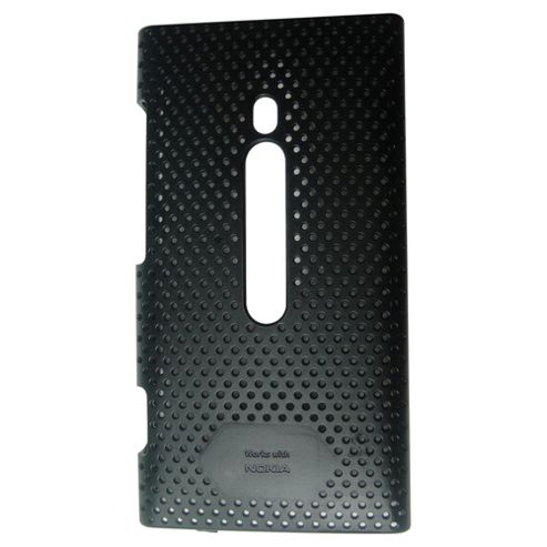 Works with Nokia Airflow Metal-Look Case for Nokia N800 Lumia - Black