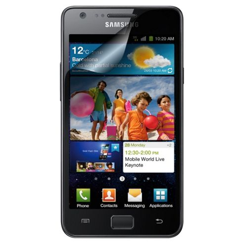 Samsung Screen Protector Galaxy SII