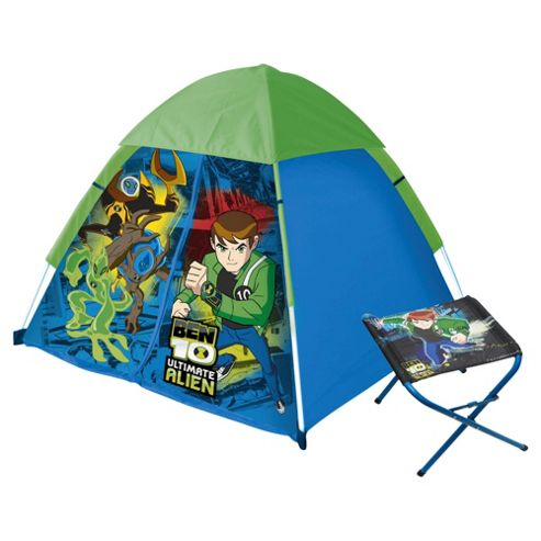 Ben 10 Ultimate Alien Camping Set