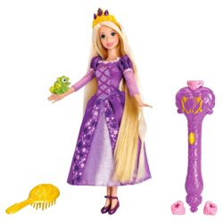 Disney Princess Tangled Magic Hair Rapunzel Doll