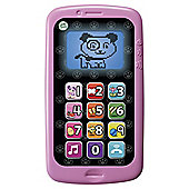 Leapfrog Chat  Count Cell Phone Violet