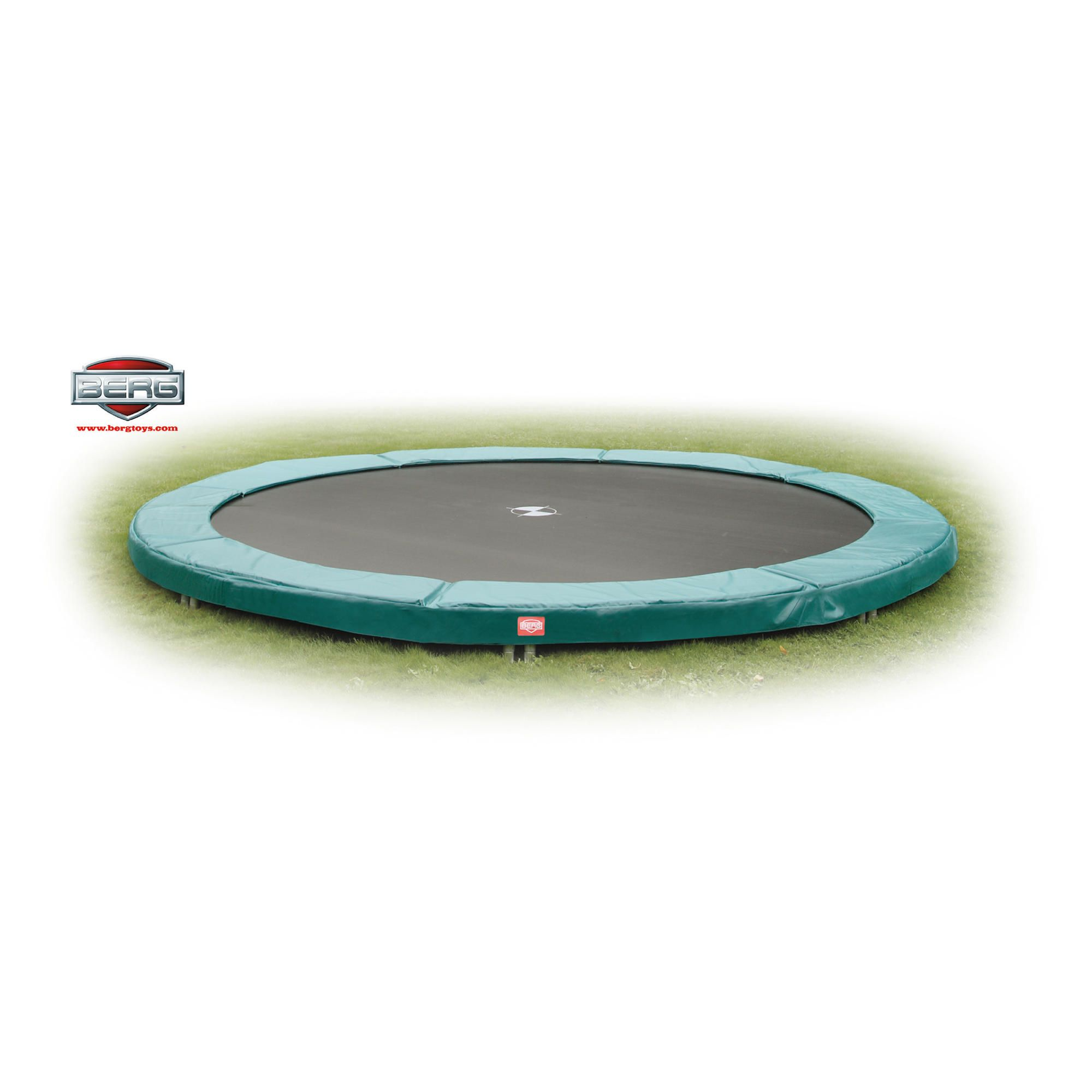 Berg 11ft In-ground Trampoline at Tesco Direct