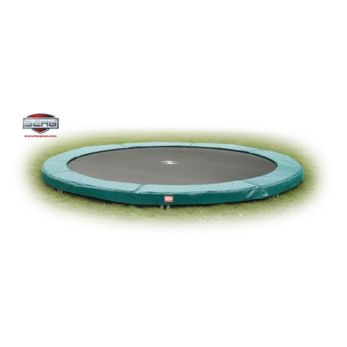 Berg 11ft In-ground Trampoline.