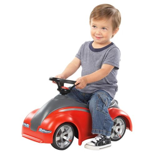 Little Tikes Sports Coupe Ride-On, Red