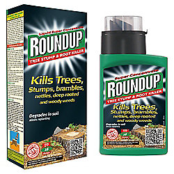 Roundup Cconcentrated Tree Stump & Root Killer, 250ml