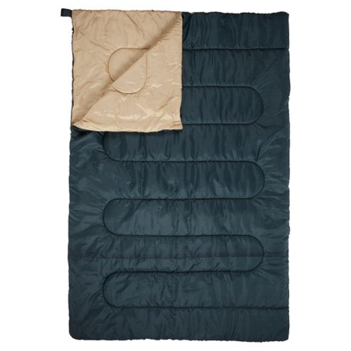 Tesco Everyday Value Rectangular Double Sleeping Bag
