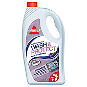 Bissell Wash & Protect 2X Concentrated Carpet Washing Formula with Scotchgard Protection - Lavender fragrance