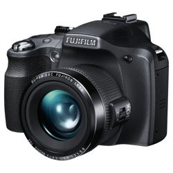 Fuji FinePix SL300 Digital Camera (Black)