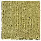 Tesco Plain Wool Runner, Green 70x200cm